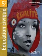 Education Civique 5e - Livre élève - Edition 2010
