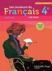 Les couleurs du Français 4e - Livre élève grand format - Edition 2011