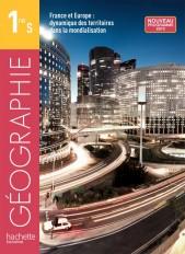 Géographie 1re S - livre de l'élève format compact - édition 2013