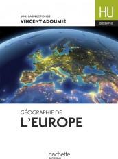 Géographie de l'Europe