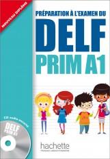 DELF Prim A1 : Livre de l'élève + CD audio