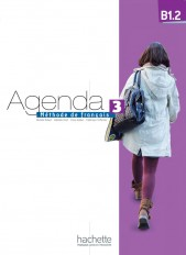 Agenda 3 B1.2 : Livre de l'élève + DVD-ROM