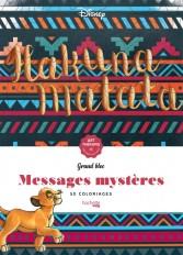 MESSAGES MYSTERES DISNEY HAKUNA MATATA
