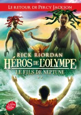 Héros de l'Olympe - Tome 2 - Le fils de Neptune