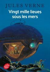 Vingt mille lieues sous les mers - Texte abrégé