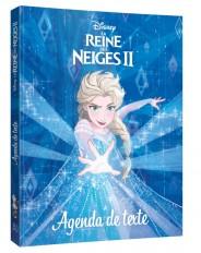 LA REINE DES NEIGES 2 - Agenda de texte - Disney