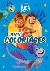 LUCA - Mes coloriages - Disney Pixar