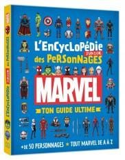 MARVEL - L'Encyclopédie Junior des Personnages - Ton Guide Ultime