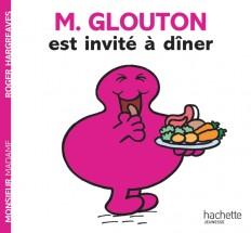 Monsieur Glouton est invité à dîner