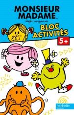 Monsieur Madame - Bloc Activités 5+