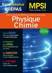 Exos Résolus - Prépas Physique-Chimie MPSI
