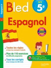 Cahier Bled - Espagnol 5e