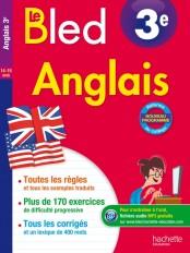 Cahier Bled - Anglais 3E