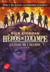 Héros de l'Olympe - Tome 5