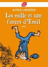 Emil - Tome 3 - Les mille et une farces d'Emil