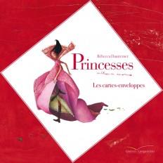 Cartes-enveloppes Princesses