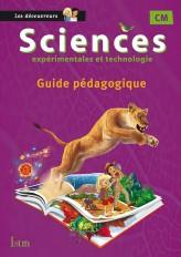 Sciences CM Collection Les Découvreurs - Guide pédagogique - Ed. 2015