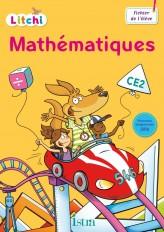 Litchi Mathématiques CE2 - Fichier élève - Ed. 2017