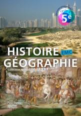 Histoire-Géographie-EMC cycle 4 / 5e - Livre élève - éd. 2016