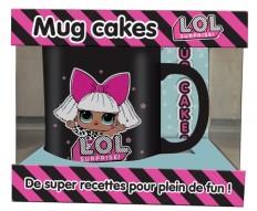 L.O.L. - Coffret mug cakes
