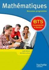Maths BTS comptabilité et gestion - Livre de l'élève - Ed. 2015