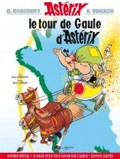 LE TOUR DE GAULE D'ASTERIX - VERSION SPECIALE