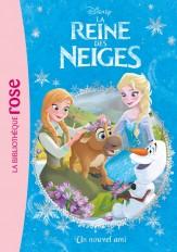 La Reine des Neiges 01 - Un nouvel ami
