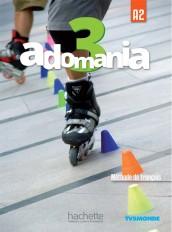 Adomania 3 : Livre de l'élève + DVD-ROM