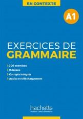 En Contexte - Exercices de grammaire A1 + audio MP3 + corrigés