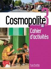 Cosmopolite 3 - Cahier d'activités + CD audio
