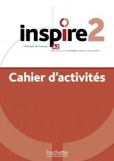 Inspire 2 : Cahier d'activités + audio MP3
