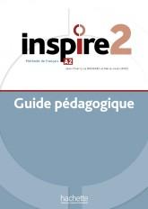 Inspire 2 : Guide pédagogique + audio (tests) téléchargeable