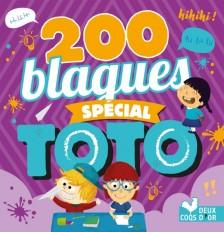 200 blagues spécial Toto