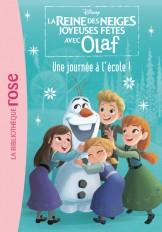 Olaf 01 - Une journée à l'école !