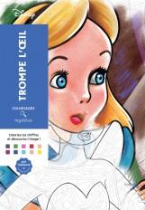 Coloriages Mystères Disney Trompe l'oeil
