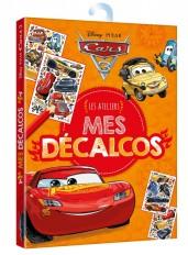 CARS 3 - Les Ateliers Disney - Mes décalcomanies