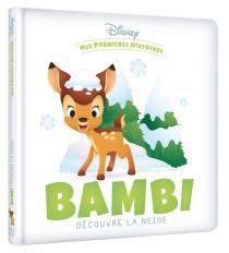 DISNEY - Mes Premières Histoires - Bambi découvre la neige