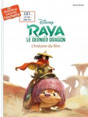 Premières lectures - Disney - Raya