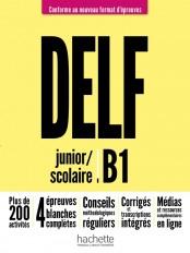 DELF scolaire et junior B1 + audio en téléchargement Nouveau format d'épreuves