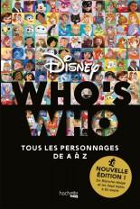 Who's who Disney Nouvelle édition