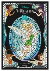 Coloriages Disney Vitraux tome 2