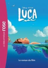 Bibliothèque Disney - Luca - Le roman du film