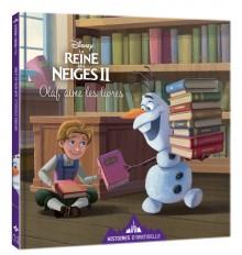 LA REINE DES NEIGES 2 - Histoires d'Arendelle - Olaf aime les livres - Disney