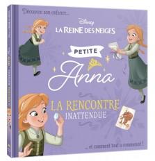 LA REINE DES NEIGES - Petites Princesses - Anna - Disney