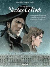 Nicolas le Floch - Intégrale ( T1 à T3)