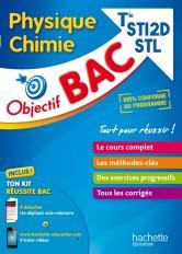 Objectif Bac - Physique Chimie term STI2D STL
