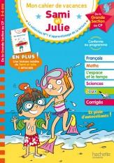 Sami et Julie - De la Grande Section au CP - Cahier de vacances 2021