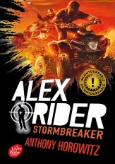 Alex Rider - Tome 1 - Stormbreaker (Coll.Réf.) - Version sans jaquette