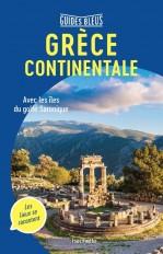 Guide Bleu Grèce Continentale