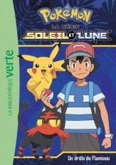 Pokémon Soleil et Lune 06 - Un drôle de Flamiaou